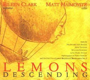 https://www.amazon.com/Lemons-Descending-Eileen-Clark/dp/B00005UKY1