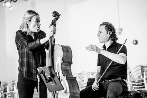 The Whole Note: New Opera for Soprano and Cello Promises MultilinearMagic